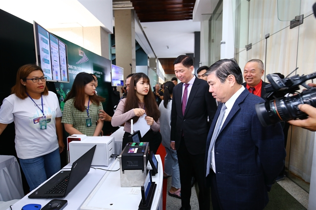 HCM City to foster ICT development