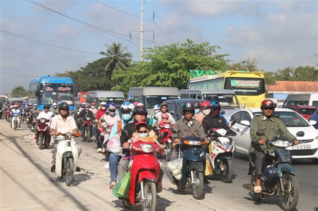 Traffic accidents kill 122 injure 150 during Tết