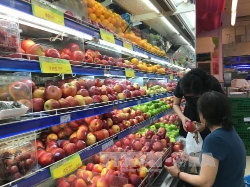 Fruit exporters eye Vietnamese market