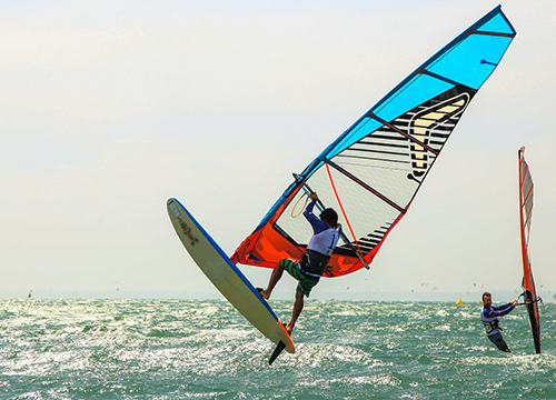 Athletes to compete at Windsurf Mũi Né Fun Cup
