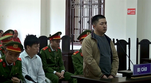 Court sentences drug trafficker in Hoà Bình Province to death