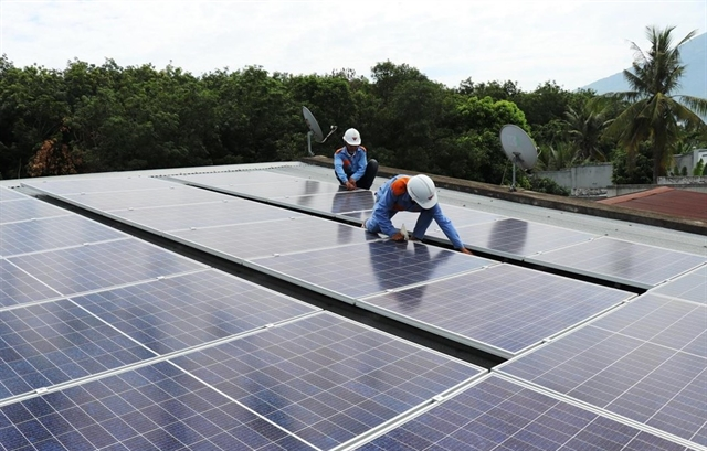 ADB loan to unlock long-term financing for solar power in Việt Nam
