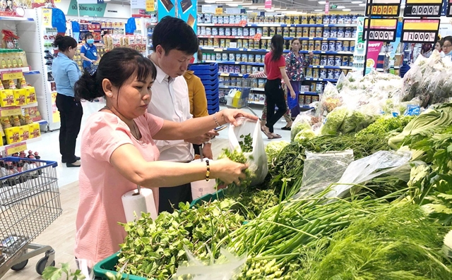 Sales rise by 10-15 per cent in HCM City during Tết
