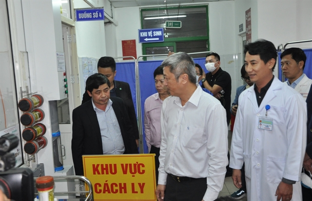 Đà Nẵng City asks for coronavirus treatment at local centres