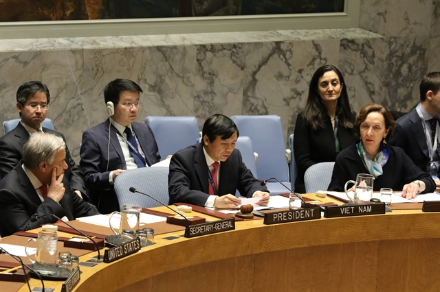 ASEAN-UN co-operation discussed at UNSC meeting