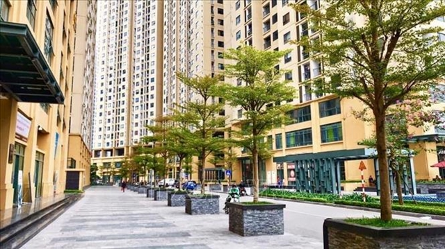 Hà Nội has high demand for Grade A apartments in Q3