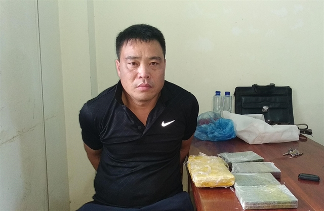 Drugs traffickers arrested in Điện Biên Nghệ An
