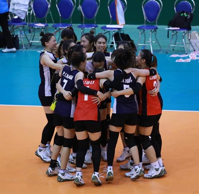 HCM City and LienVietPostBank triumph at national volleyball champs