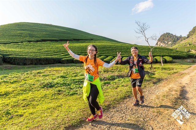 More than 3000 runners to run trails of Mộc Châu