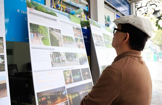 Hanoians applaud plan to build embankment around Hoàn Kiếm Lake