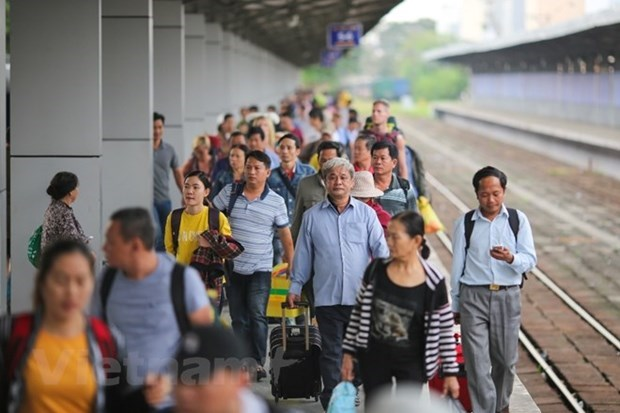 More railway tickets available for Tết