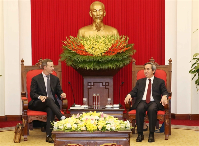 Việt Nam always supports US investors: Party official
