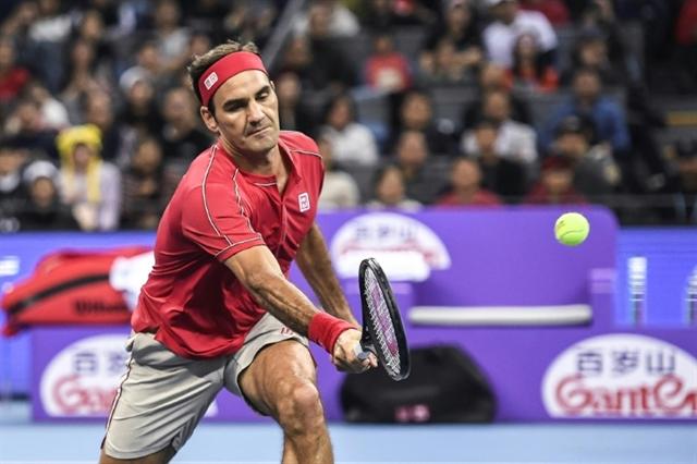 Federer Serena headline Aussie bushfire charity match