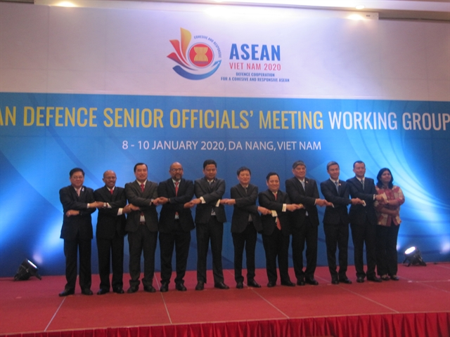 Việt Nam boosts defence co-operation among ASEAN members