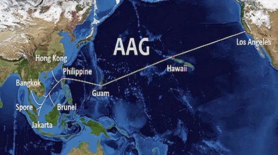 Repair of undersea internet cable AAG to finish ahead of Tết
