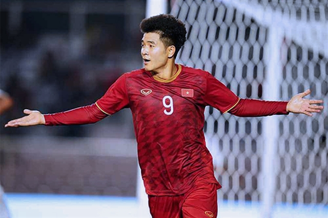 Chinh named in top 11 players to look out for at AFC U23 champs