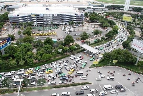 Slew of traffic infrastructure works on the cards around HCM City airport to ease congestion