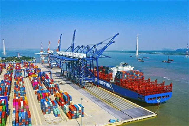 Investors find VN ports logistics attractive