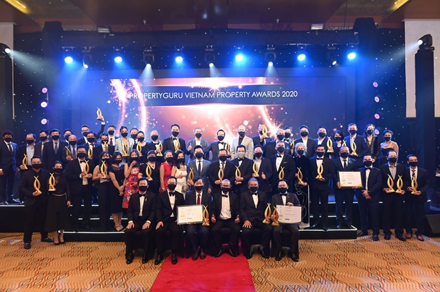 Outstanding developers honoured by PropertyGuru Vietnam Property Awards