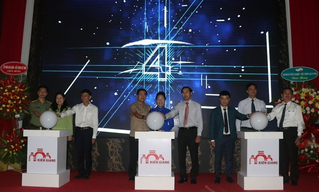 Kiên Giang Province launches cybersecurity and information operation centre