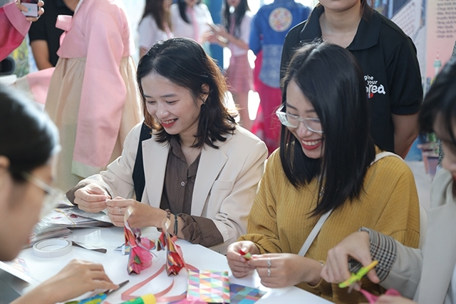 Event invites tourists to experience Korean tourism