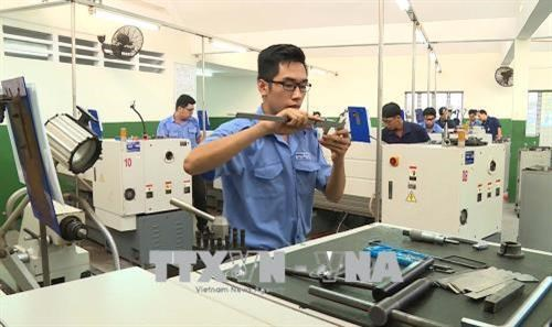 Vocational training graduates in high demand