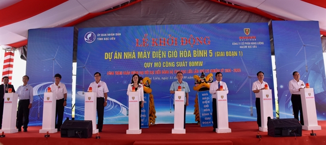 Work starts on Mekong Deltas biggest mainland wind project