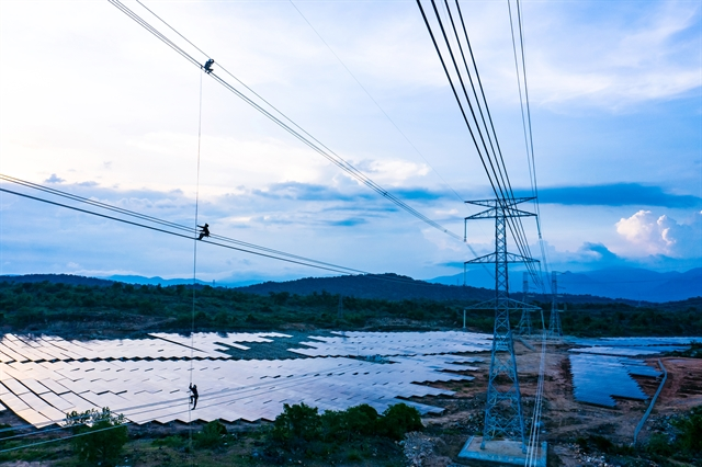 Trung Nam Group inaugurates VNĐ12 trillion solar power project