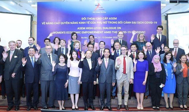 ASEM urged to intensify co-operation to promote womens empowerment