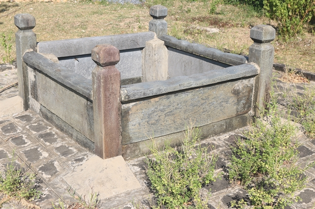 Quảng Trị submits file on 100 ancient wells