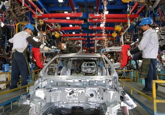 Govt support aids automobile industry