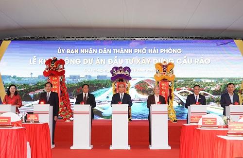 Hải Phòng to get a new Rào Bridge