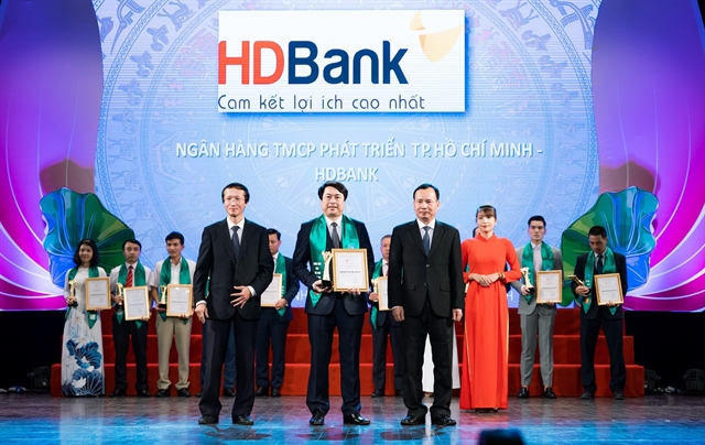 HDBank honoured at ASEAN Business Forum 3