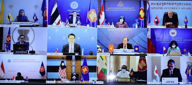 ASEAN appreciates Japans role in regional co-operation