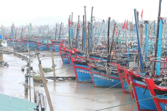 Country prepares forTyphoon Nangka