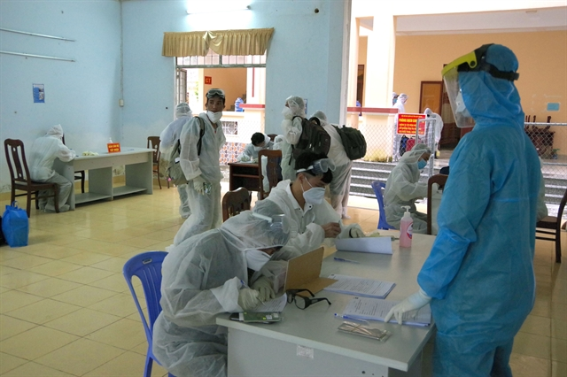 Nine more imported COVID-19 cases recorded in Việt Nam