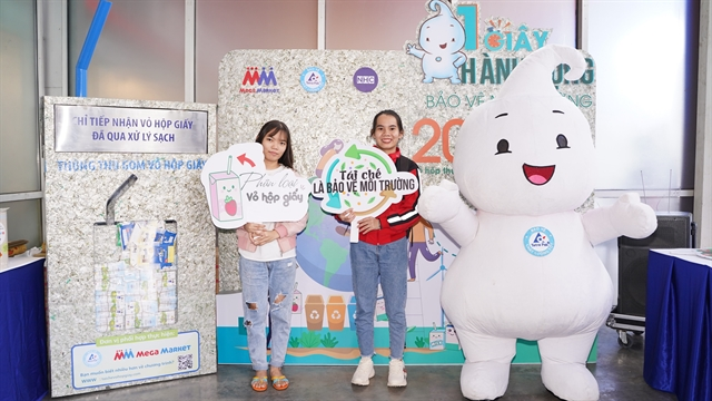 Tetra Pak and MM Mega Market to collect used beverage cartons at supermarkets