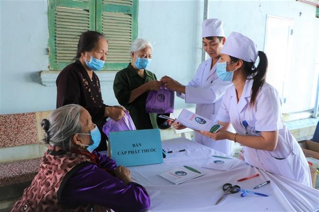 VN launches elderly healthcare programme in response to ageing population