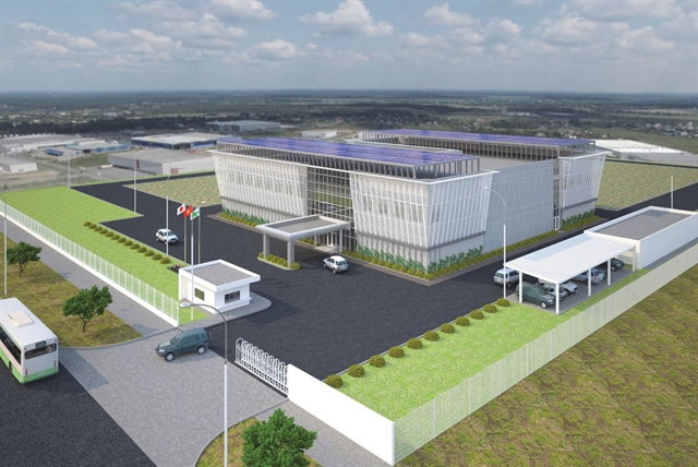 Japanese investor to build hi-tech RD hub in Đà Nẵng