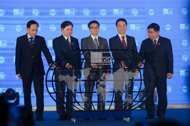 ITU Virtual Digital World 2020 held online for the first time by VN