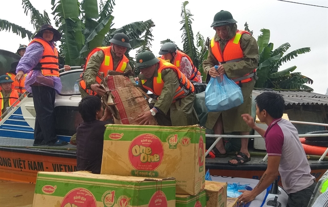 Deputy PM directs emergency efforts for deluge-hit central region ahead of new typhoon