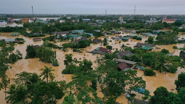 Myanmars Aung San Suu Kyi offers sympathy over floods in Việt Nam