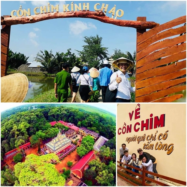 Explore new community-based tourism in Trà Vinh
