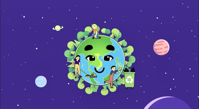 Children and adolescents invited to join Green Video Challenge by UNICEF