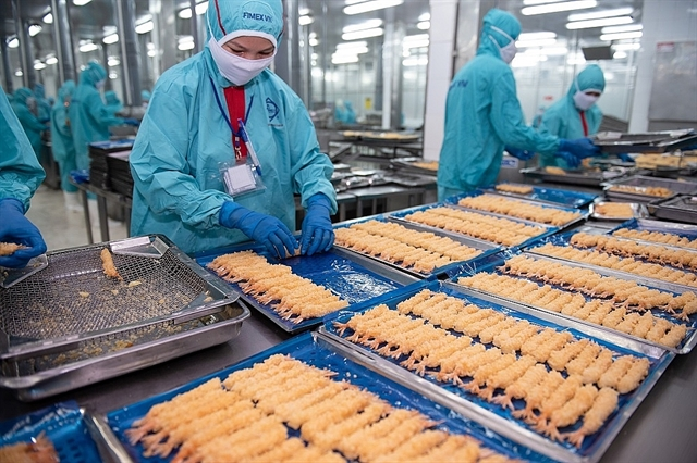 Shrimp exports forecast to increase by 9.8 per cent to reach 3.7 billion this year