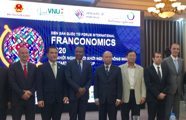 Franconomics kicks off in Hà Nội