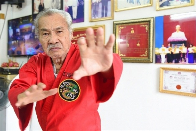 Martial artist Lý Huỳnh dies after long illness