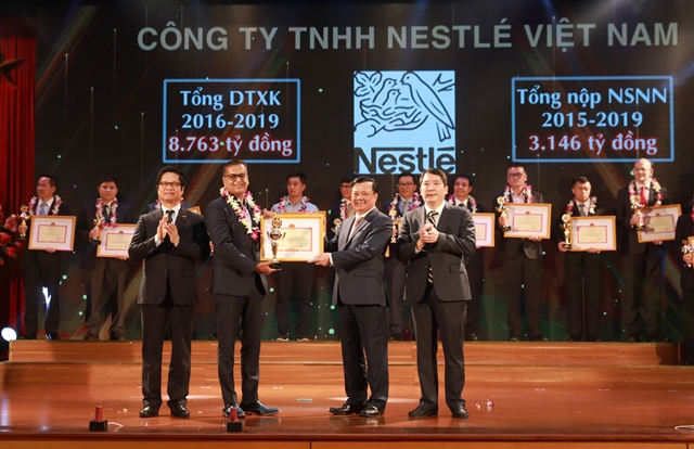 People are key to overcome crisis: Nestlé Vietnam