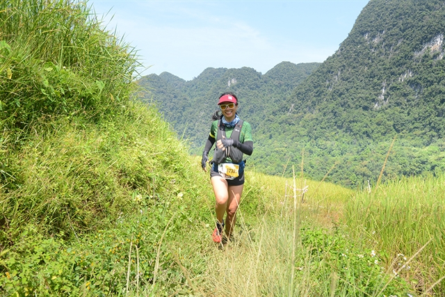Records smashed at Việt Nam Jungle Marathon