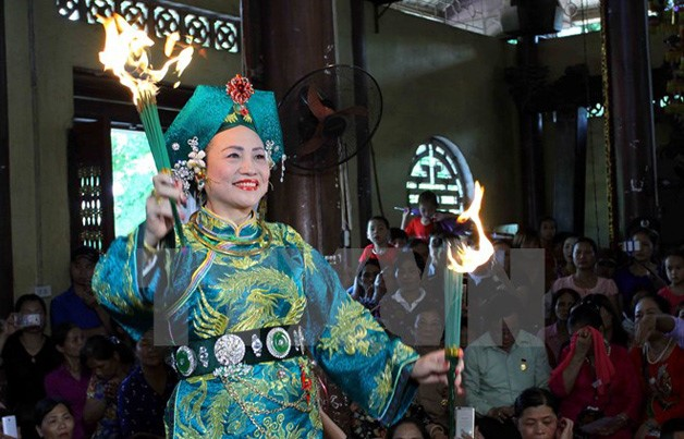 Festival honouring Vietnamese traditional ritual celebrated in Yên Bái